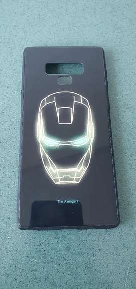 Carcasa Note 9 (avengers)