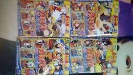 DVDs de anime