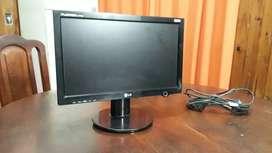 """Monitor LCD 17"""" LG L177WS-BF"""