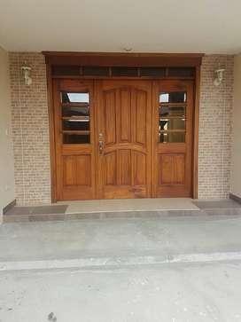 Se venda casa en Riobamba norte