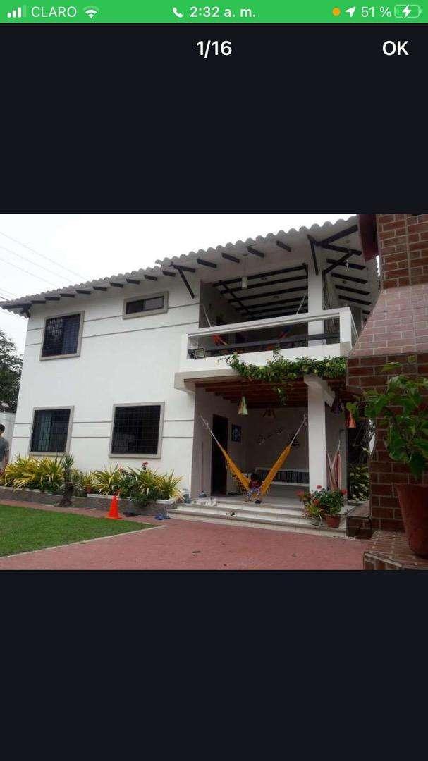 Alquiler Casa en la playa, Olón, Santa Elena