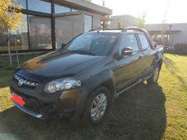 Fiat Strada Adventure 1.6 c/d con GNC