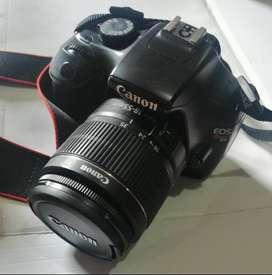 Camara Canon T3 Usada