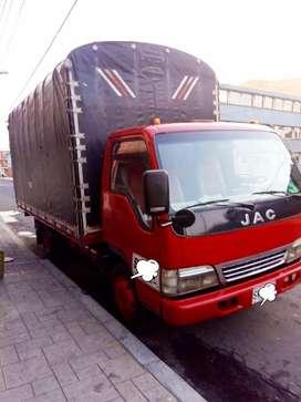 VENDO CAMION JAC HFC1061