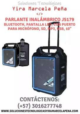 Parlante Inalambrico J5179 (precio a consultar)