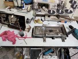 Reparación de Maquinas de Coser