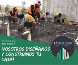 Diseña y construye con LD Building