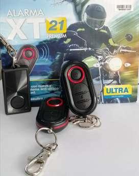 Con INSTALACION, alarma ultra Xt21 con control de a proximidad. Garantía 1 año