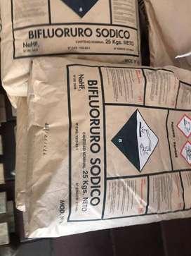 Bifloruro de sodio
