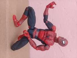 Figura De Spiderman Articulable Spider-man 2 (2004)