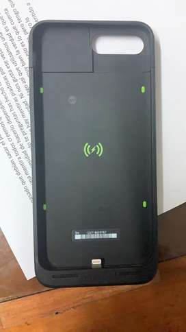 Case Cargador Portatl Phone7/8 Plus