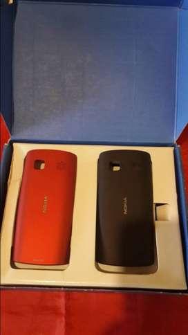 Tapa Posterior Original Nokia 500 (nueva )