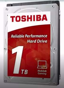 Disco duro interno portátil 1 TB
