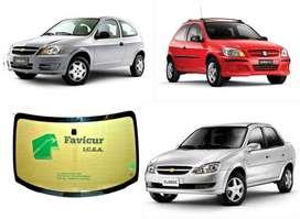 Parabrisas Chevrolet Celta/spirit/suzuki Fun