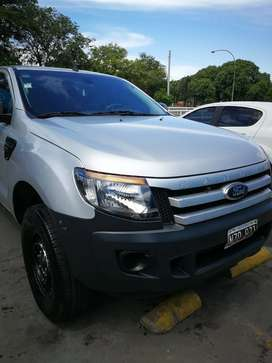 Ford ranger 2.5 nafta 166cv safety