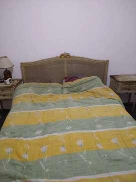 Juego de dormitorio Luis XVI MUY BUEN ESTADO