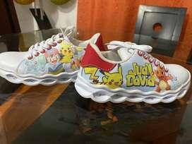 Zapato de pokemon