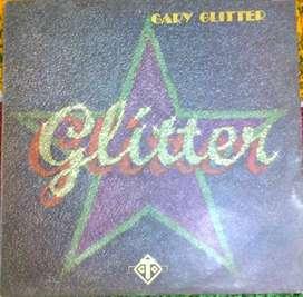 Disco de vinilo de rock: GARY GLITTER