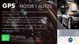Gps para MOTOS Y AUTOS