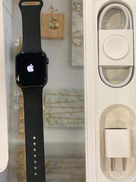 A la venta apple watch serie 5 de mm con gps
