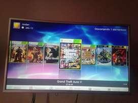Se vende tv + xbox360