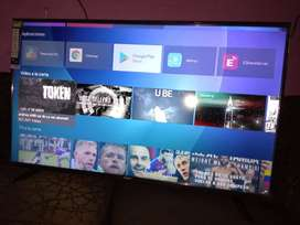 Tv 4k smart tv android de 55'