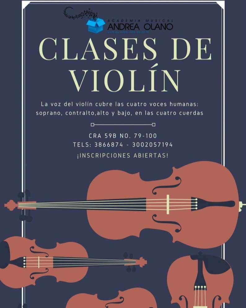 CLASES DE VIOLIN PARA NIÑOS , JOVENES Y ADULTOS 0