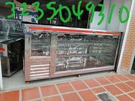 Nuevos enfriadores tipo barra en acero todas las medidas ahorradoras luces led en Cali con garantía
