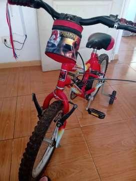 Bicicletas para niños...