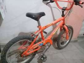 Vendo bicicleta rodado 16