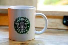 Taza Starbucks