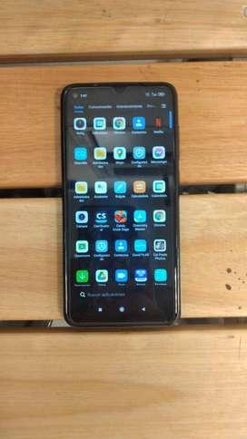 Vendo Xiaomi redmi note 9, impecable