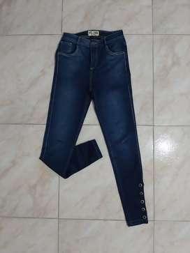 Jean para mujer talla 14