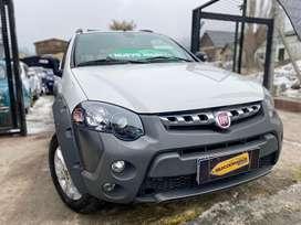 Fiat Strada Adventure DC 1.6 16v 9.000km!!