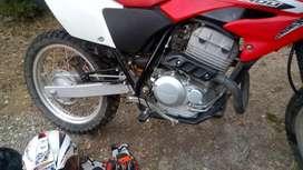 Honda tornado 250 cc 2016
