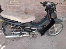 Vendo Moto 110 Cover Mirage