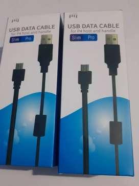 Cable de carga PS4