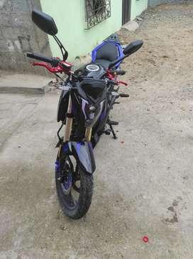Se vende moto Tundra TD200NG