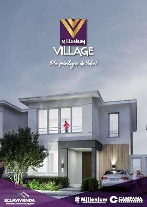 Casa en venta en Millenium Village - casa laguna