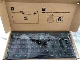 TECLADO Bluetooth LOGITECH