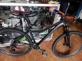 Bicicleta en aluminio rin 29
