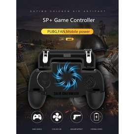 Control para juegos celular - Mini Joystick y banco de carga - Gamepad SP