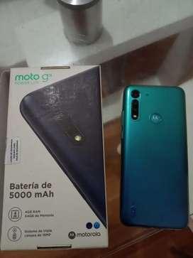 Liquido. Motorola Moto G8. Poco uso. Libre 4/64Gb