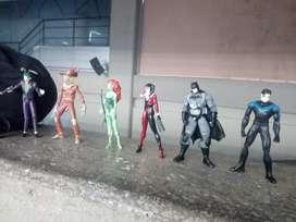 Figuras d Dc comics