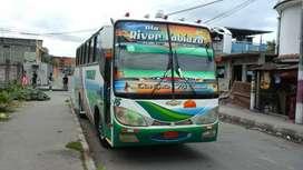 Chevrolet ftr 2007 con puesto en la Cia River Tabiazo Esmeraldas