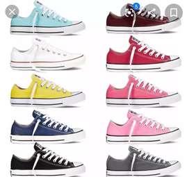 Zapatillas converse todos los colores