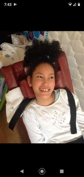 Cuido niños con Paralisis Cerebral