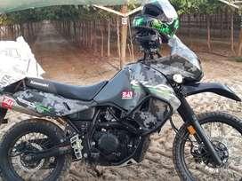 Kawasaki klr 650 NUEVA