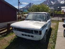 Vendo Fiat 147 Tr año 1995,con todos los papeles!