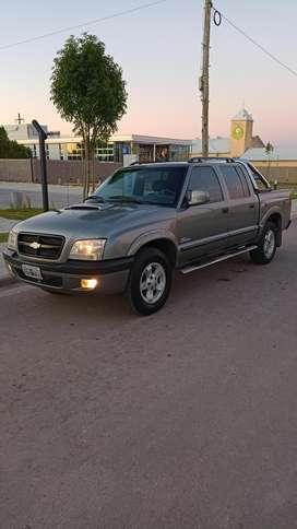 Chevrolet S-10 2008 4x4